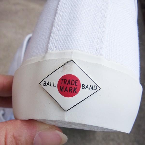 BALL BAND(ボールバンド)キャンバス ハイカット スニーカー|generalstore-y|05