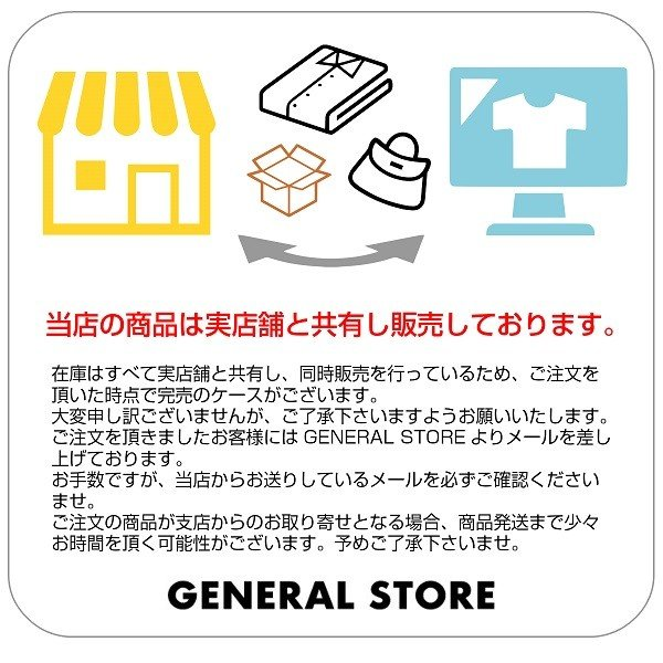 GENERAL STORE ORIGINAL ( オックスフォード ) スモックシャツ カフェ ユニフォーム |generalstore-y|09