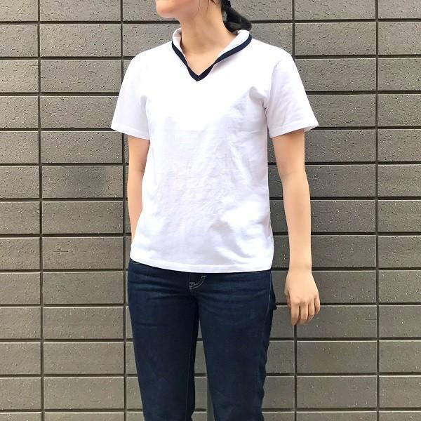 メール便送料無料 OCEAN UNION スキッパー Tシャツ|generalstore-y|07