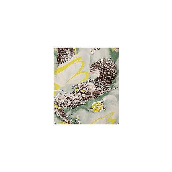 SUN SURF (サンサーフ) アロハシャツ SPECIAL EDITION スペシャルエディション 「DRAGON THUNDER」(龍雷) WATUMULL'S EAST INDIA STORE BLACK|generalstore-y|02