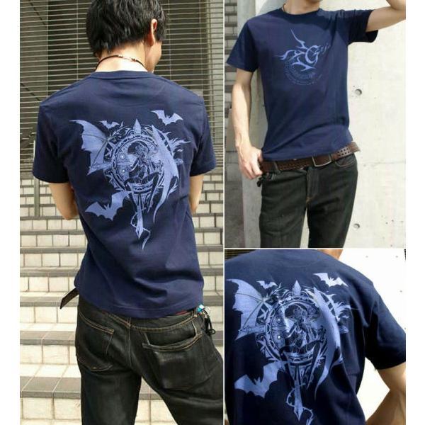 Tシャツ 悪魔 サキュバス エロ|genju|02