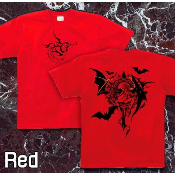 Tシャツ 悪魔 サキュバス エロ|genju|08