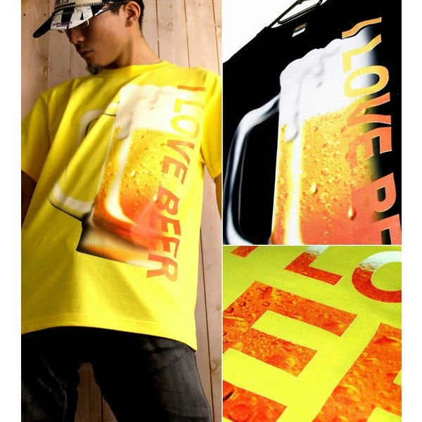 Tシャツ ビール 飲み会 イベント 忘年会|genju|03
