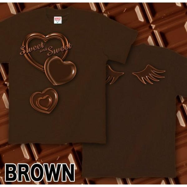 Tシャツ バレンタイン チョコレート genju 04