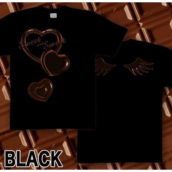 Tシャツ バレンタイン チョコレート genju 05