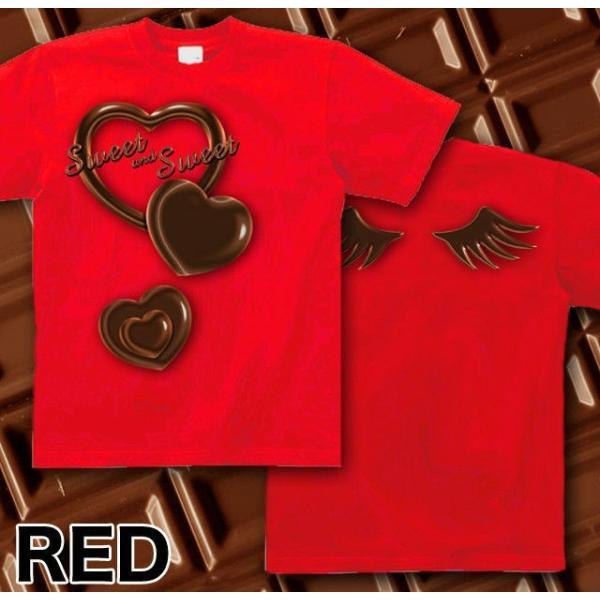 Tシャツ バレンタイン チョコレート genju 07