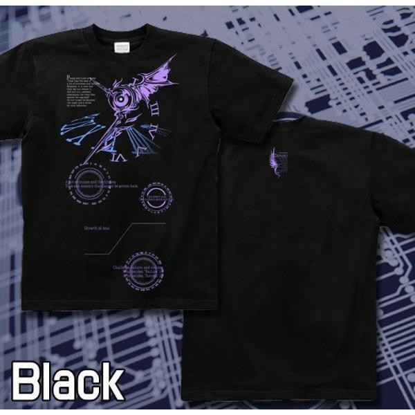 Tシャツ 悪魔 羽 翼 スノーボード サイズ|genju|03