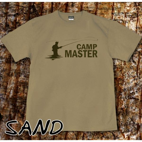 Tシャツ メンズ キャンプ 釣り フィッシング フライ 渓流 アウトドア CAMP MASTER OUTDOORS Type-4 半袖 長袖 ティーシャツ ロンT 大きめ XXL XXXL 2L 3L 4L|genju|04