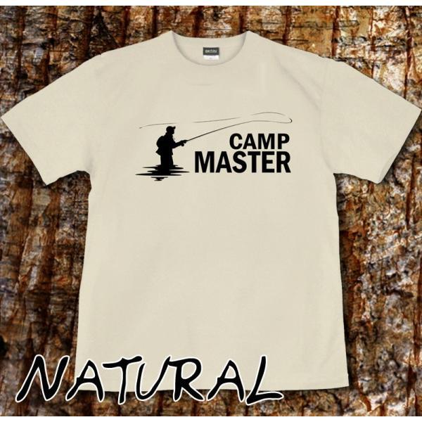 Tシャツ メンズ キャンプ 釣り フィッシング フライ 渓流 アウトドア CAMP MASTER OUTDOORS Type-4 半袖 長袖 ティーシャツ ロンT 大きめ XXL XXXL 2L 3L 4L|genju|05