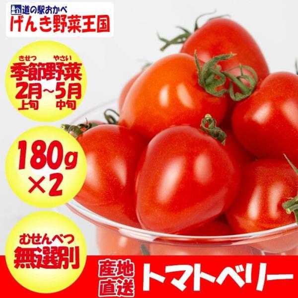 トマトベリー180gx2