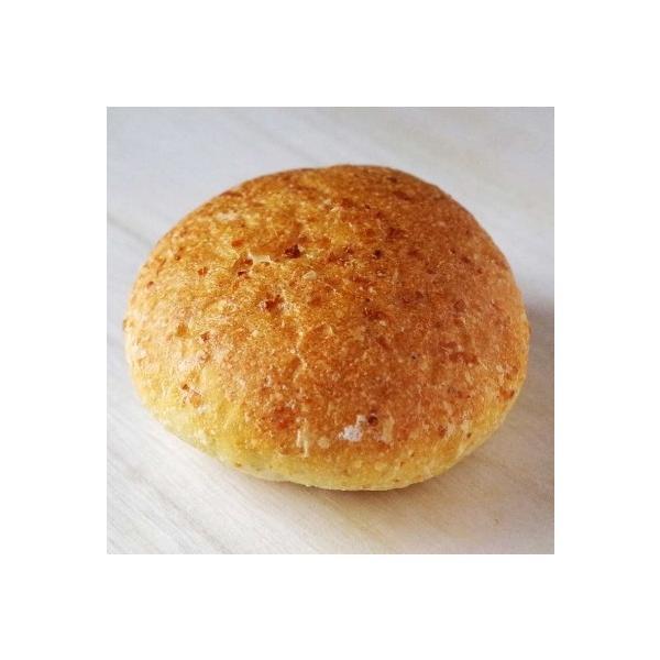 無添加 胚芽玄米パン 焼アンパン 手作り 冷凍|genmusuya