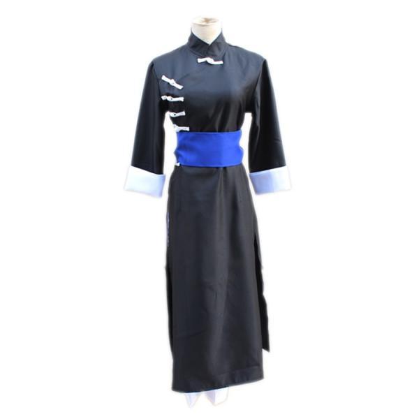 銀魂(ぎんたま)夜兎族 神威 コスプレ衣装|gennki-shop|03