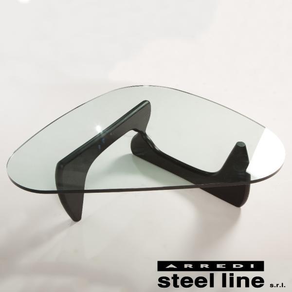 イサム・ノグチ IN50 コーヒーテーブル スティールライン社DESIGN900 (steelline)|genufine-store