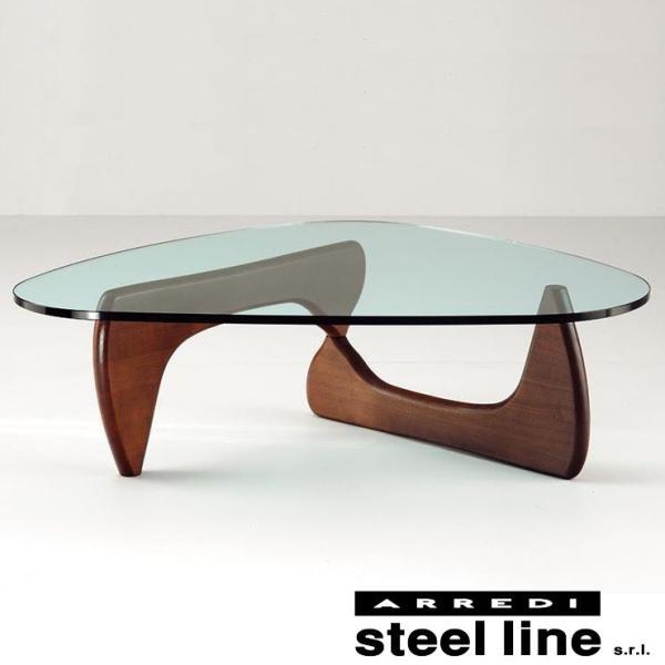 イサム・ノグチ IN50 コーヒーテーブル スティールライン社DESIGN900 (steelline)|genufine-store|02