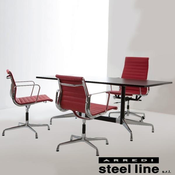 *20%OFF対象* チャールズ&レイ・イームズ セグメントテーブル(W180×D90) スティールライン社DESIGN900 (steelline) genufine-store 02