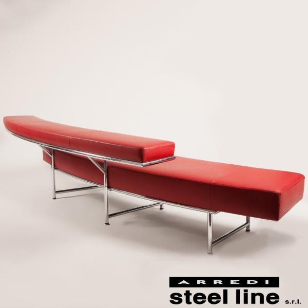 アイリーン・グレイ モンテカルロソファ スティールライン社DESIGN900 (steelline) genufine-store 02