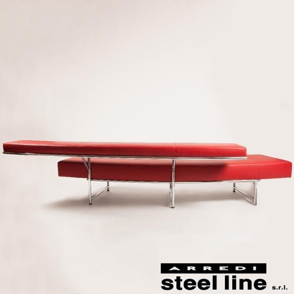 アイリーン・グレイ モンテカルロソファ スティールライン社DESIGN900 (steelline) genufine-store 03