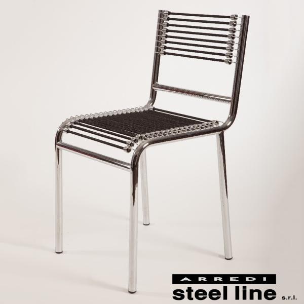 ルネ・エルブスト SANDOWSチェア スティールライン社DESIGN900 (steelline)|genufine-store