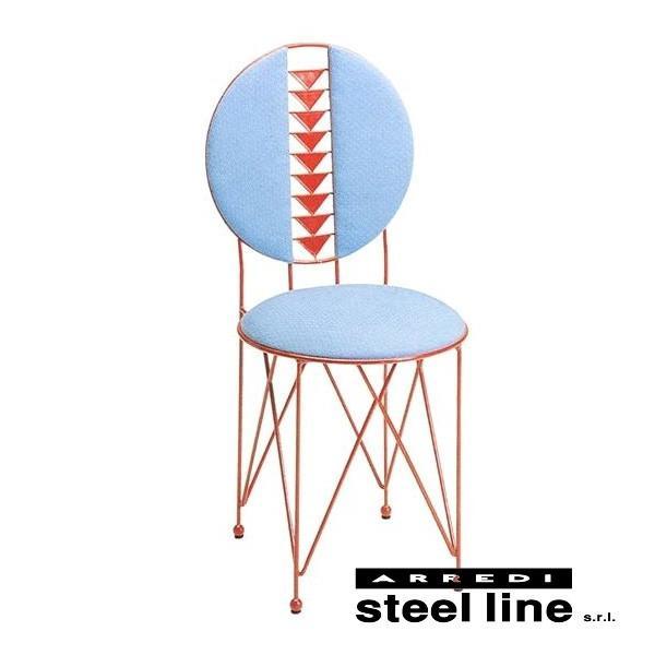 フランク・ロイド・ライト ミッドウェイチェア スティールライン社DESIGN900 (steelline)|genufine-store