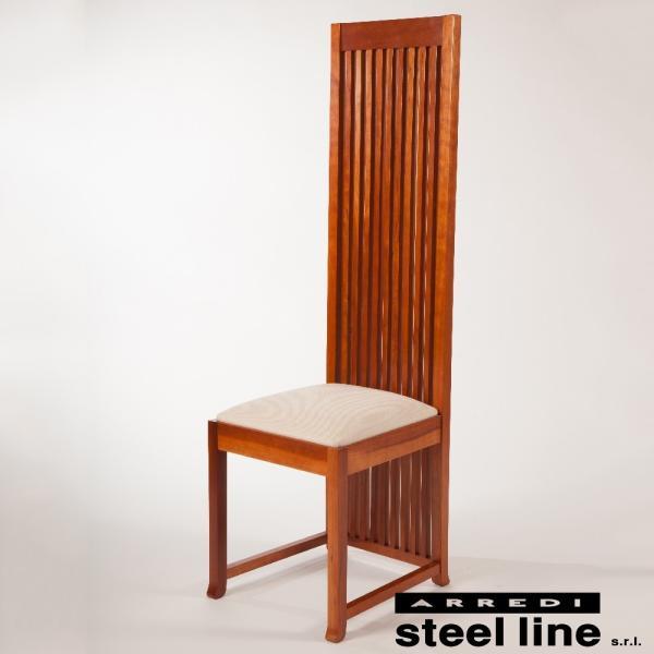 フランク・ロイド・ライト ロビーチェア スティールライン社DESIGN900 (steelline)|genufine-store