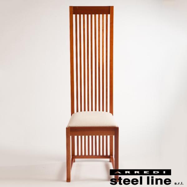 フランク・ロイド・ライト ロビーチェア スティールライン社DESIGN900 (steelline)|genufine-store|02
