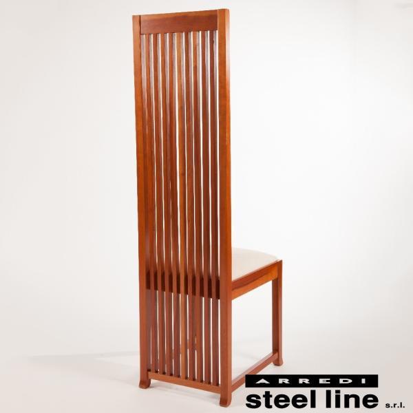 フランク・ロイド・ライト ロビーチェア スティールライン社DESIGN900 (steelline)|genufine-store|03