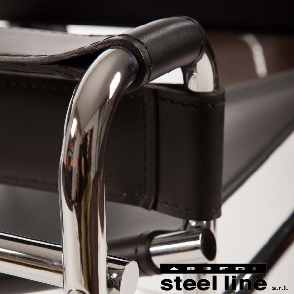 マルセル・ブロイヤー ワシリーチェア スティールライン社DESIGN900 (steelline)|genufine-store|04