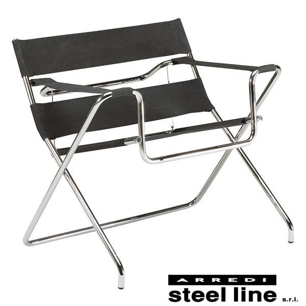 マルセル・ブロイヤー D4フォールディングチェア スティールライン社DESIGN900 (steelline)|genufine-store