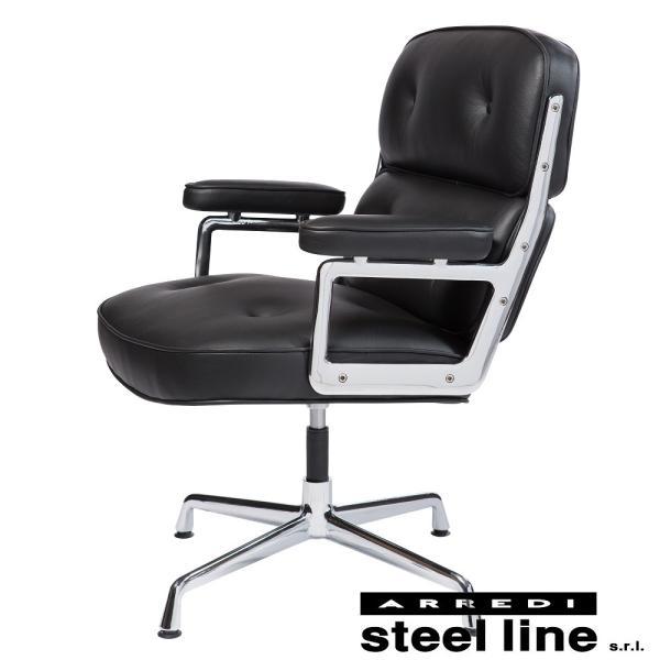 チャールズ&レイ・イームズ タイムライフチェア スティールライン社DESIGN900 (steelline)|genufine-store