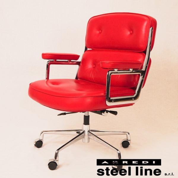 チャールズ&レイ・イームズ タイムライフチェア(標準版) スティールライン社DESIGN900 (steelline) genufine-store 02