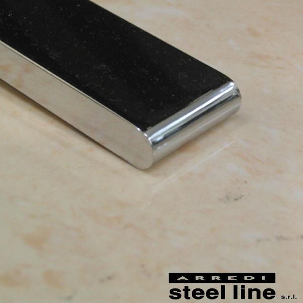 ミース・ファン・デル・ローエ バルセロナチェア スティールライン社DESIGN900 (steelline)|genufine-store|05