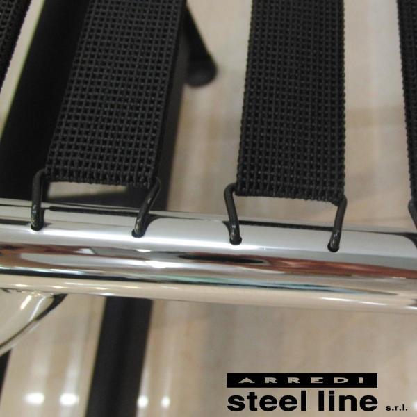 ル・コルビジェ LC4 シェーズロング ポニースキン スティールライン社DESIGN900 (steelline) genufine-store 02
