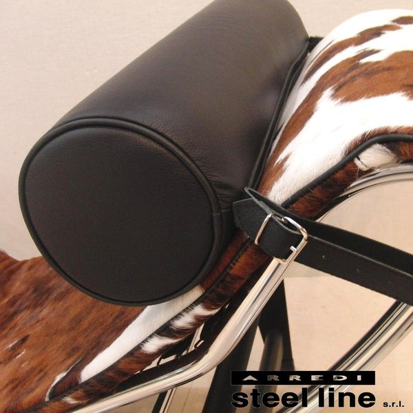 ル・コルビジェ LC4 シェーズロング ポニースキン スティールライン社DESIGN900 (steelline) genufine-store 04