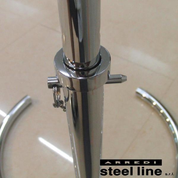 アイリーン・グレイ E1027 アジャスタブルテーブル スティールライン社DESIGN900 (steelline)|genufine-store|04