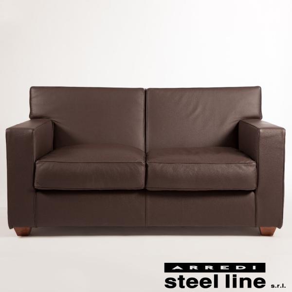 ジャン・ミシェル・フランク ソファ2P スティールライン社DESIGN900 (steelline)|genufine-store