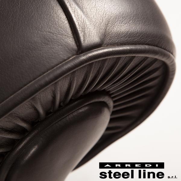チェスターフィールドソファ1P スティールライン社DESIGN900 (steelline) genufine-store 02