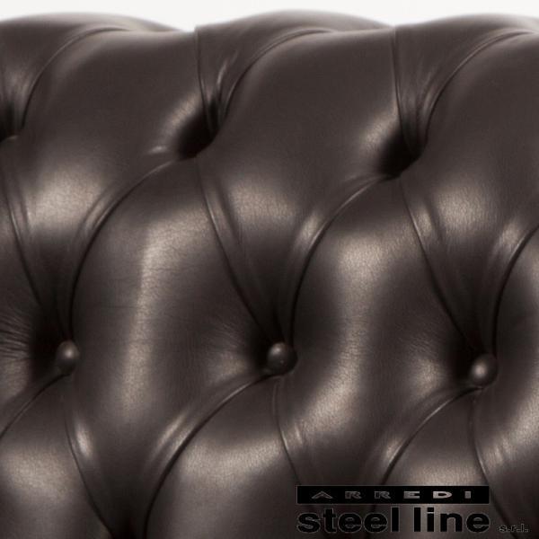 チェスターフィールドソファ1P スティールライン社DESIGN900 (steelline) genufine-store 03