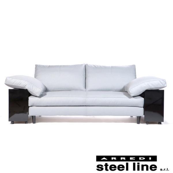 *20%OFFクーポン対象* アイリーン・グレイ ロタソファ(ファブリック仕様) スティールライン社DESIGN900 (steelline) genufine-store