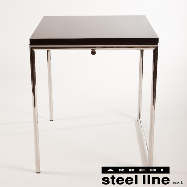 アイリーン・グレイ JEANフォールディングテーブル スティールライン社DESIGN900 (steelline)|genufine-store|03