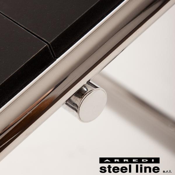 アイリーン・グレイ JEANフォールディングテーブル スティールライン社DESIGN900 (steelline)|genufine-store|04