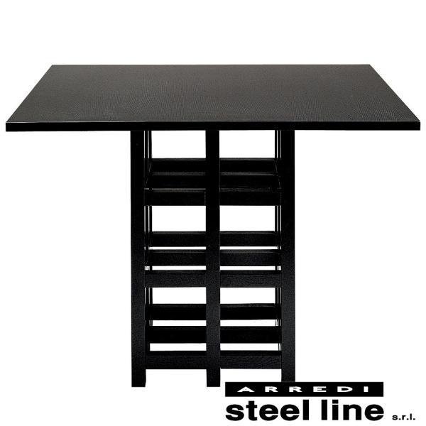 *20%OFF対象* C.R.マッキントッシュ D.S.2ダイニングテーブル スティールライン社DESIGN900 (steelline)|genufine-store