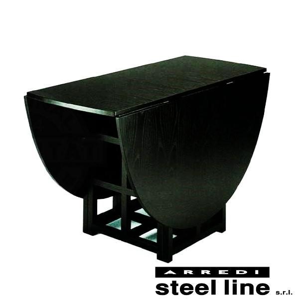 *20%OFF対象* C.R.マッキントッシュ D.S.1ダイニングテーブル スティールライン社DESIGN900 (steelline)|genufine-store|02