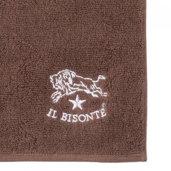 2019新作 ラッピング無料 イルビゾンテ IL BISONTE 刺繍ロゴ 今治 ハンドタオル レディース メンズ ギフト かわいい ミニタオル 54172304198 geostyle 04