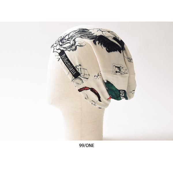 ラッピング無料 ボヘミアンズ Bohemians ロージー ワッチキャップ メンズ レディース 帽子 ROSY BH-09|geostyle|06