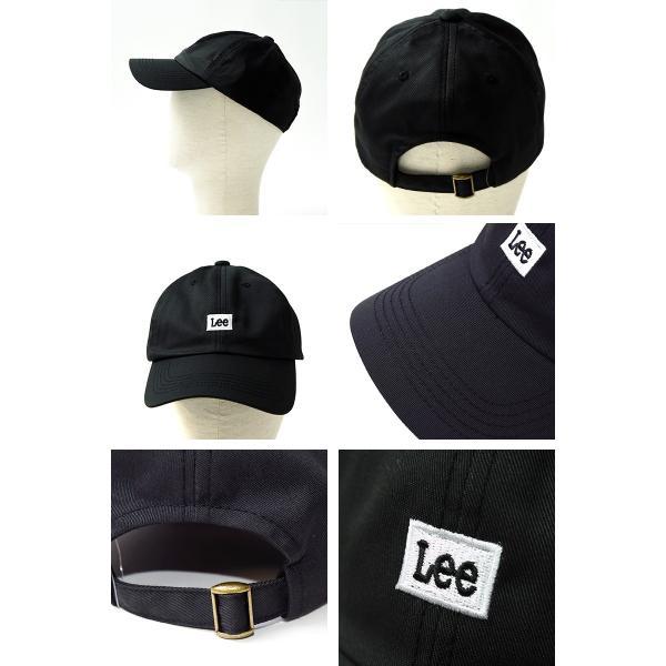 ラッピング無料 リー Lee ボックスロゴ キャップ/帽子 レディース かわいい おしゃれ ジム LA0321|geostyle|05
