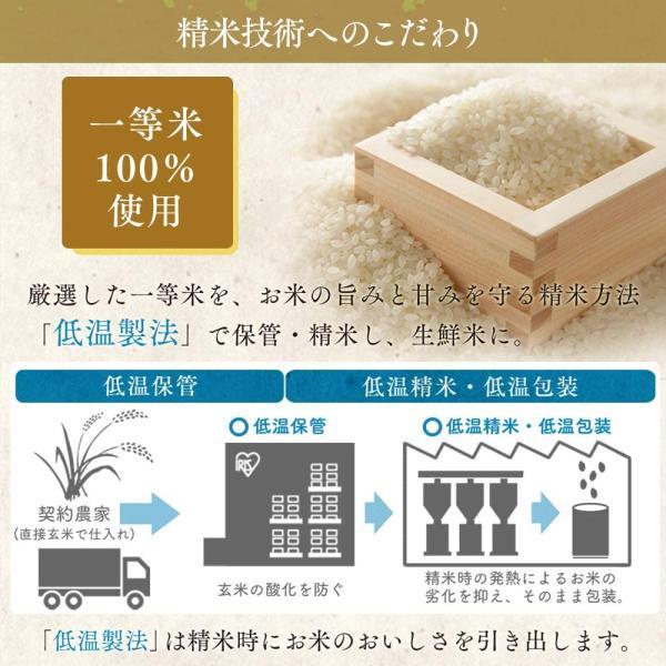 精米生鮮米 無洗米 北海道産 ななつぼし 2合パック 300g 令和元年産 gerberashop 05