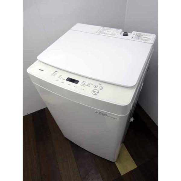 洗濯機 ツインバード WM-EC55 洗濯5.5kg ホワイト 2018年製