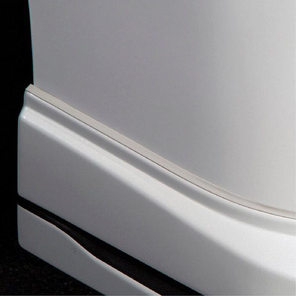 ゴムモール グレー 専用両面テープ セットB 12.0m 車両 ボディ をエアロパーツから守る キズ防止 gfactory 04