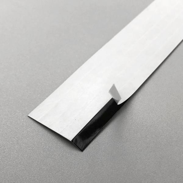ゴムモール グレー 専用両面テープ セットB 12.0m 車両 ボディ をエアロパーツから守る キズ防止 gfactory 06