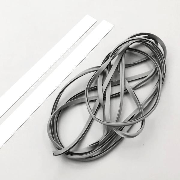 ゴムモール グレー 専用両面テープ セットB 12.0m 車両 ボディ をエアロパーツから守る キズ防止 gfactory 07